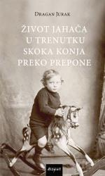Život jahača u trenutku skoka konja preko prepone Dragan Jurak