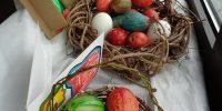 """""""Uskrsu u susret"""" – izložba radova predškolske skupine iz Dječjeg vrtića """"Ciciban"""""""