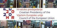 Hrvatsko predsjedanje Vijećem EU i knjige o EU