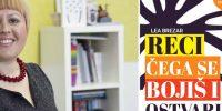 Lea Brezar u Knjižnici Galženica