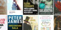 Deset najposuđivanijih 2019. u Knjižnici Galženici