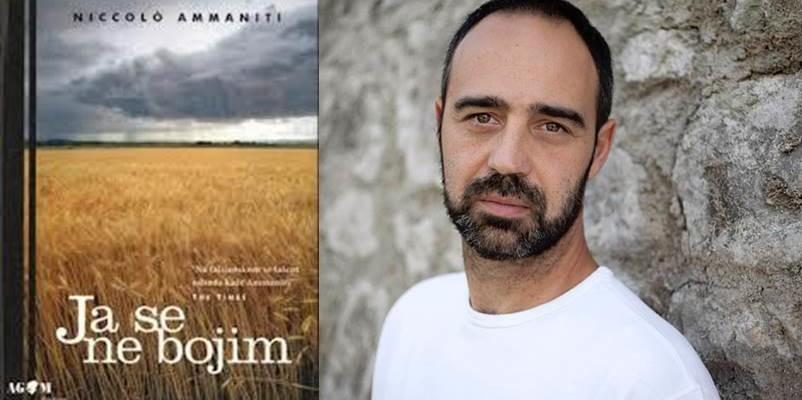 """Čitateljski klub """"Književne sladokusice"""": rasprava o knjizi """"Ja se ne bojim"""" Niccole Ammanitija"""