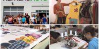 Novi život vaše stare odjeće – Socijalna zadruga Humana Nova na Četrtom četrtku, radionica izrade platnenih torbi od pamučnih majica i akcija sakupljanja rabljene odjeće i kućanskog tekstila