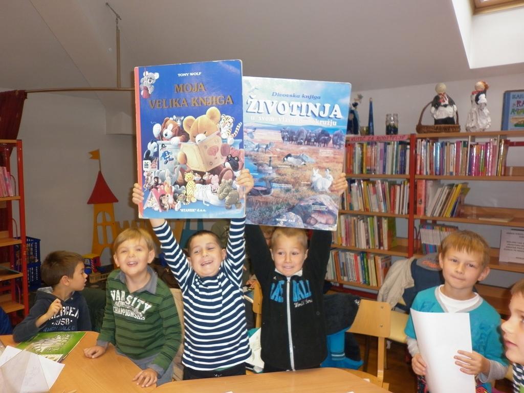 Dječji odjel Gradske knjižnice Velika Gorica