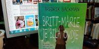 Fredrik Backmann : Britt-Marie je bila ovdje – čitateljski osvrt Tomislava Mlinca