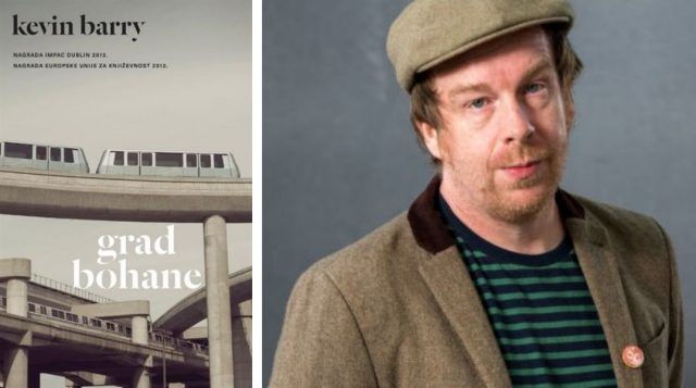 Knjiga tjedna – Kevin Barry: Grad Bohane