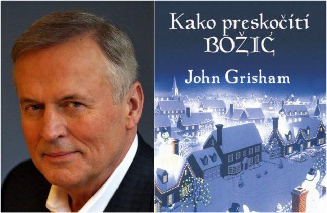 Knjiga tjedna – John Grisham: Kako preskočiti Božić
