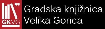 Gradska knjižnica Velika Gorica logo zaglavlje