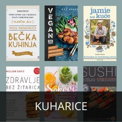 KUHARICE - KATALOG