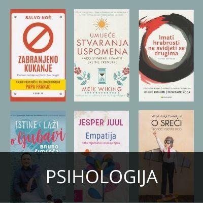 PSIHOLOGIJA - KATALOG