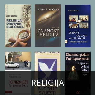RELIGIJA - KATALOG