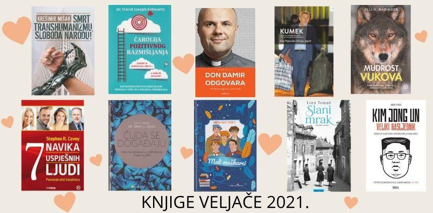 Knjige veljače 2021.