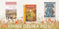 Knjige ožujka