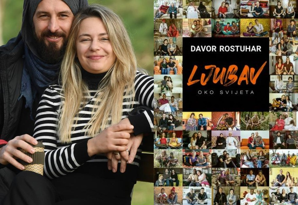 KNJIGA TJEDNA Davor Rostuhar: Ljubav oko svijeta