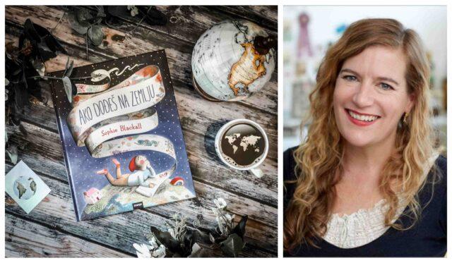 KNJIGA TJEDNA Sophie Blackall: Ako dođeš na Zemlju