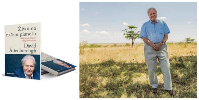 KNJIGA TJEDNA David Attenborough: Život na našem planetu: moje svjedočanstvo i vizija budućnosti