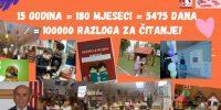 15 godina Dječjeg odjela Gradske knjižnice Velika Gorica