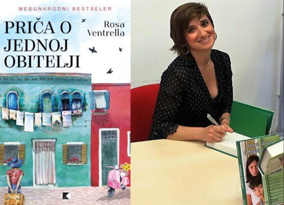 KNJIGA TJEDNA Rosa Ventrella: Priča o jednoj obitelji