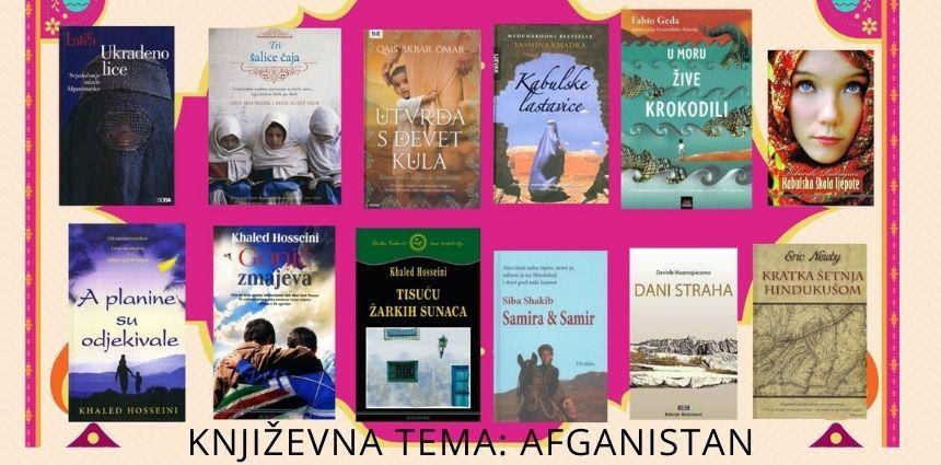 knjizevna tema afganistan