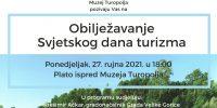 Obilježavanje Svjetskog dana turizma uz predavanje o Matku Peiću