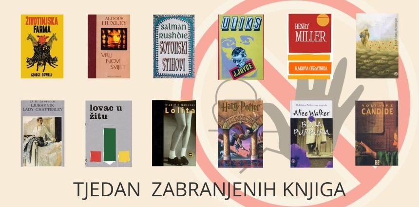 zabranjene knjige
