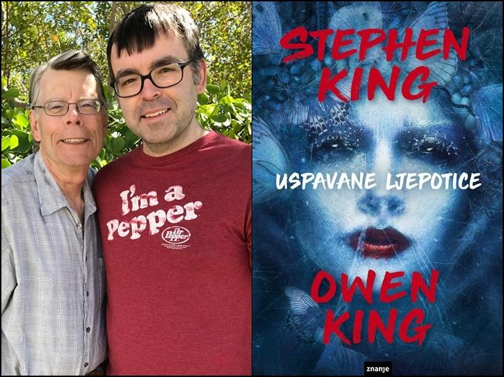 KNJIGA TJEDNA  Stephen & Owen King: Uspavane ljepotice