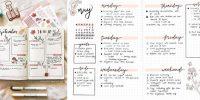 Kreativni Četrti četrtek: Bullet journal – izrada sasvim osobnog dnevnika