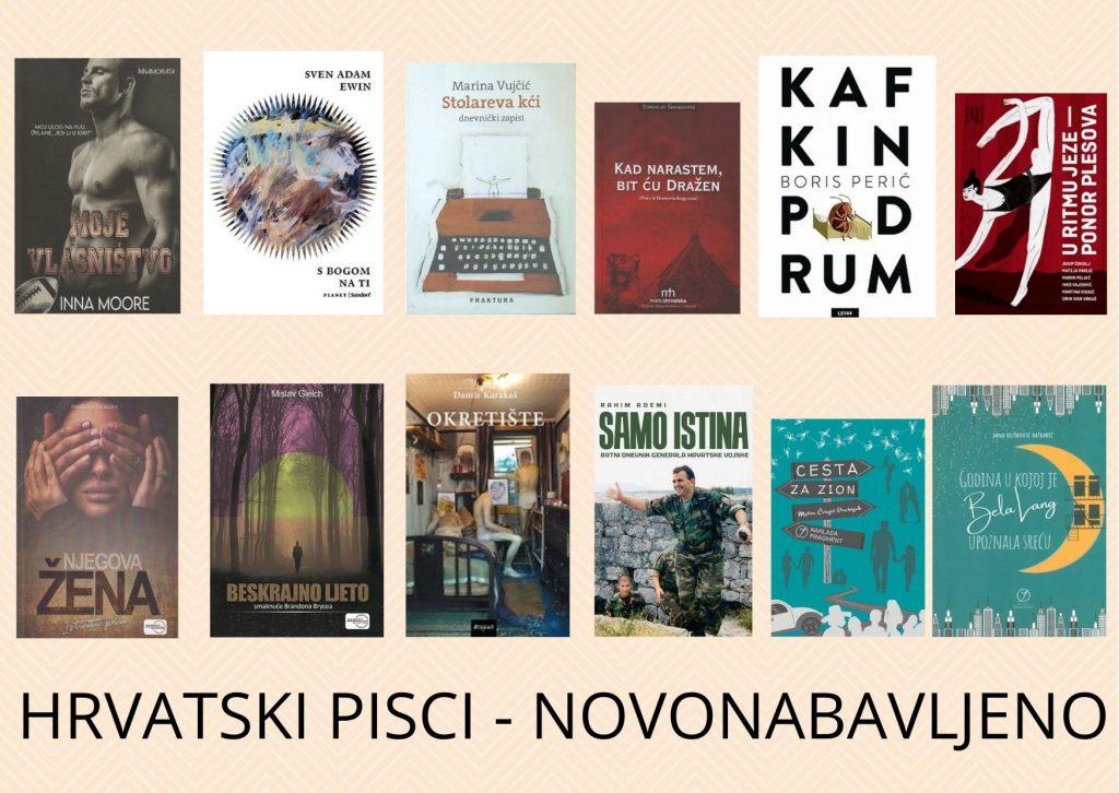hrvatski pisci