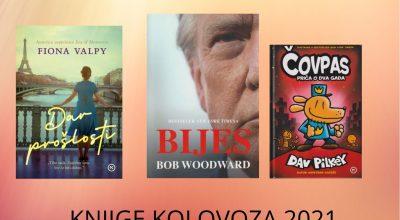 knjige kolovoza