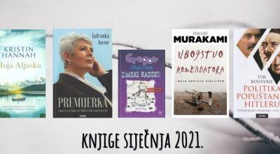 knjige siječnja 2021.